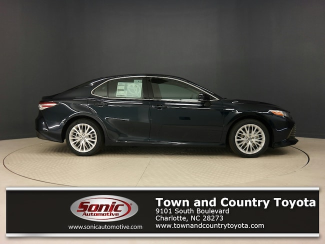 New 2019 Toyota Camry Hybrid XLE Sedan for sale in Charlotte, NC