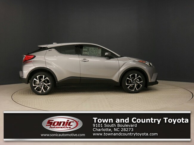New 2019 Toyota C-HR Limited SUV for sale in Charlotte, NC