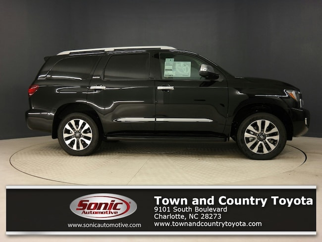 New 2019 Toyota Sequoia Limited SUV for sale in Charlotte, NC