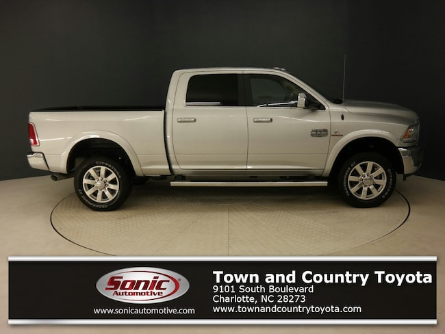 Used 2018 Ram 2500 Longhorn  4x4 Crew Cab 64 Box Truck Crew Cab for sale in Charlotte, NC