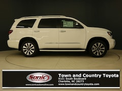 New 2019 Toyota Sequoia Limited SUV for sale in Charlotte