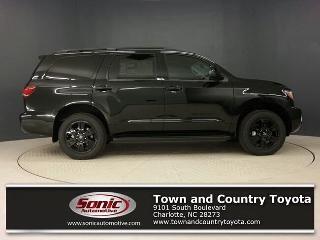 New 2019 Toyota Sequoia TRD Sport SUV for sale in Charlotte, NC