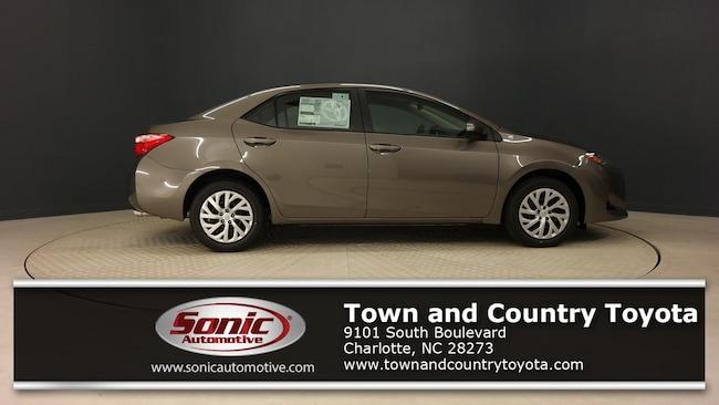 New 2019 Toyota Corolla LE Sedan for sale in Charlotte, NC