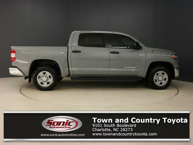 New 2019 Toyota Tundra SR5 5.7L V8 w/FFV Truck CrewMax for sale in Charlotte, NC