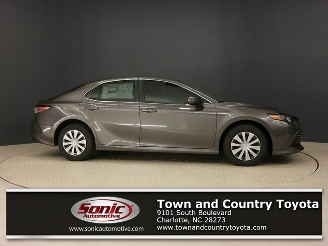 New 2019 Toyota Camry Hybrid LE Sedan for sale in Charlotte, NC
