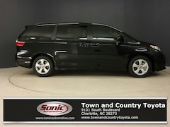 New 2019 Toyota Sienna LE 8 Passenger Van for sale in Charlotte, NC