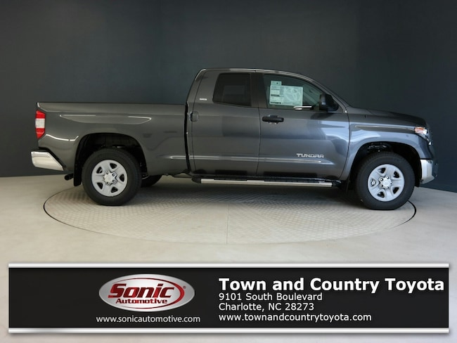 New 2019 Toyota Tundra SR5 4.6L V8 Truck Double Cab for sale in Charlotte, NC