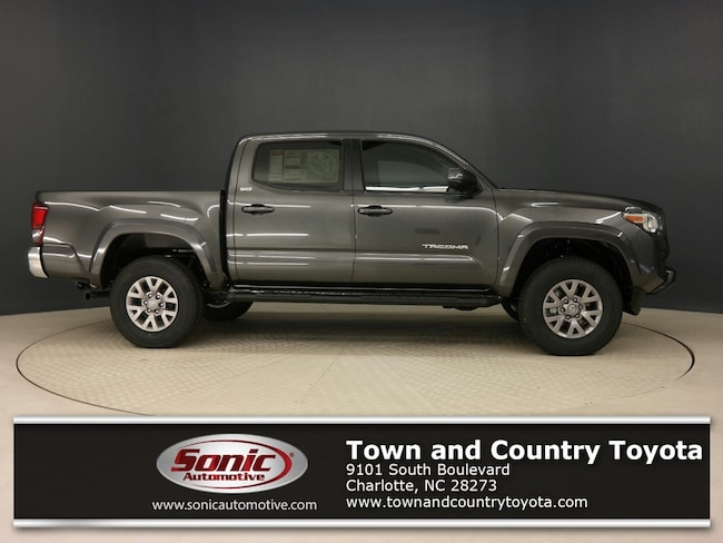 New 2019 Toyota Tacoma SR5 V6 Truck Double Cab for sale in Charlotte, NC
