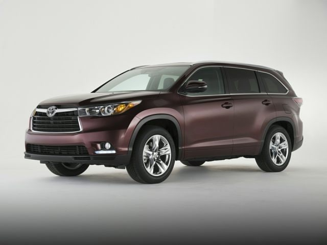 Consumer Reports Names Toyota Highlander As Top Suv Town And