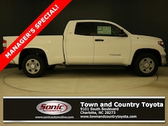 New 2018 Toyota Tundra SR5 4.6L V8 Truck Double Cab for sale in Charlotte, NC