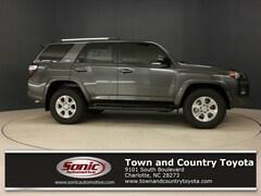 New 2019 Toyota 4Runner SR5 Premium SUV for sale in Charlotte, NC