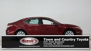 New 2019 Toyota Camry LE Sedan for sale in Charlotte