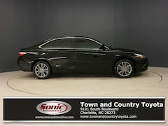 Certified Pre-Owned 2017 Toyota Camry SE  Auto Natl Sedan for sale in Charlotte, NC