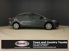 Used 2015 Toyota Corolla LE 4dr Sdn CVT  Natl Sedan for sale in Charlotte, NC