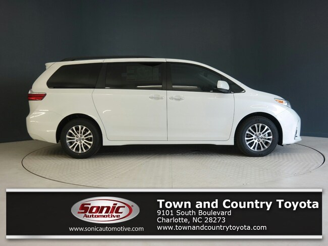 New 2019 Toyota Sienna XLE 8 Passenger Van for sale in Charlotte, NC