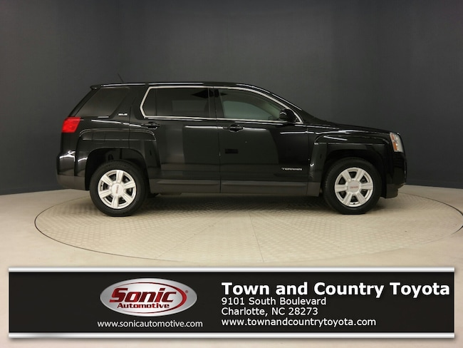 Used 2015 GMC Terrain SLE AWD 4dr  w/-1 SUV for sale in Charlotte, NC