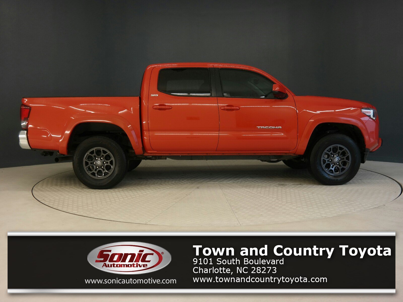 2018 Toyota Tacoma SR5  Double Cab 5 Bed V6 4x2 AT Natl Truck Double Cab