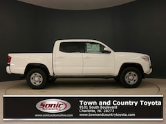 New 2019 Toyota Tacoma SR Truck Double Cab for sale in Charlotte