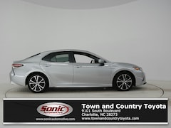 Certified Pre-Owned 2018 Toyota Camry SE  Auto Natl Sedan for sale in Charlotte, NC