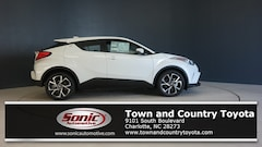 New 2019 Toyota C-HR XLE SUV for sale in Charlotte