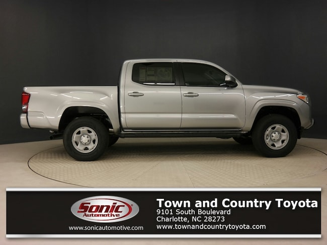 New 2019 Toyota Tacoma SR Truck Double Cab for sale in Charlotte, NC