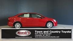 New 2020 Toyota Corolla LE Sedan for sale in Charlotte, NC