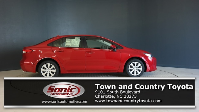 Town And Country Toyota >> New 2020 Toyota Corolla For Sale In Charlotte Nc Stock Lj015649