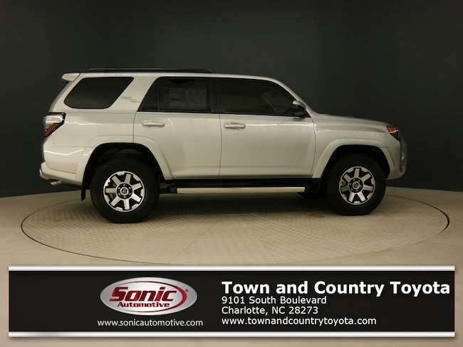 New 2019 Toyota 4Runner TRD Off Road SUV for sale in Charlotte, NC