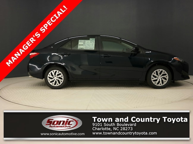 New 2019 Toyota Corolla LE Sedan for sale in Charlotte, NC