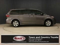 New 2019 Toyota Sienna LE 8 Passenger Van for sale in Charlotte