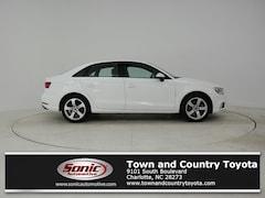 Used 2017 Audi A3 Premium 2.0 Tfsi  FWD Sedan for sale in Charlotte, NC