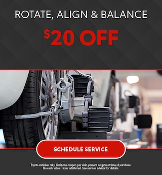Rotate, Align & Balance