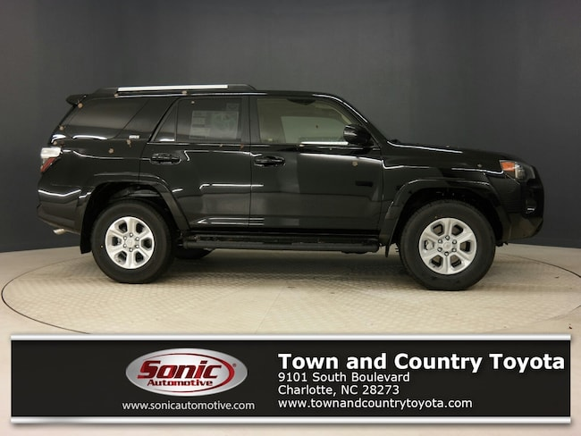 New 2019 Toyota 4Runner SR5 Premium SUV for sale in Charlotte, NC