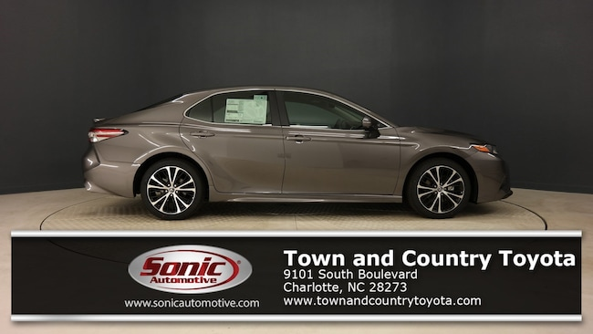 New 2019 Toyota Camry For Sale In Charlotte Nc Stock Ku713290