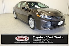 New 2018 Toyota Camry LE Sedan in Fort Worth