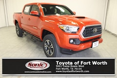 New 2018 Toyota Tacoma TRD Sport V6 Truck Double Cab in Fort Worth