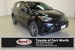 New 2018 Toyota RAV4 LE SUV in Fort Worth