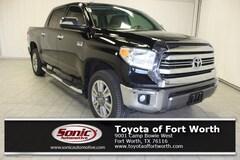 New 2017 Toyota Tundra 1794 5.7L V8 w/FFV Truck CrewMax in Fort Worth