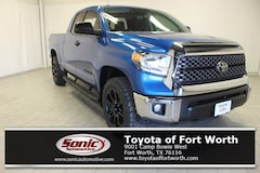 New 2018 Toyota Tundra SR5 4.6L V8 Special Edition Truck Double Cab in Fort Worth