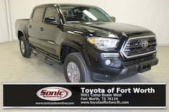 New 2018 Toyota Tacoma SR5 V6 Truck Double Cab in Fort Worth