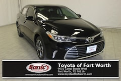 New 2018 Toyota Avalon XLE Premium Sedan in Fort Worth