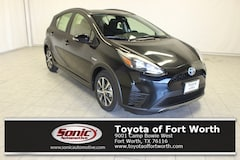 New 2018 Toyota Prius c Three Hatchback in Fort Worth