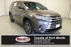 New 2018 Toyota Highlander LE Plus V6 SUV in Fort Worth