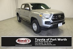New 2018 Toyota Tacoma SR Truck Double Cab in Fort Worth