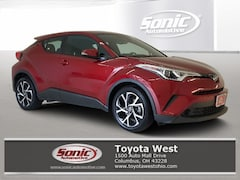 Certified 2018 Toyota C-HR XLE  FWD Natl SUV in Columbus, OH