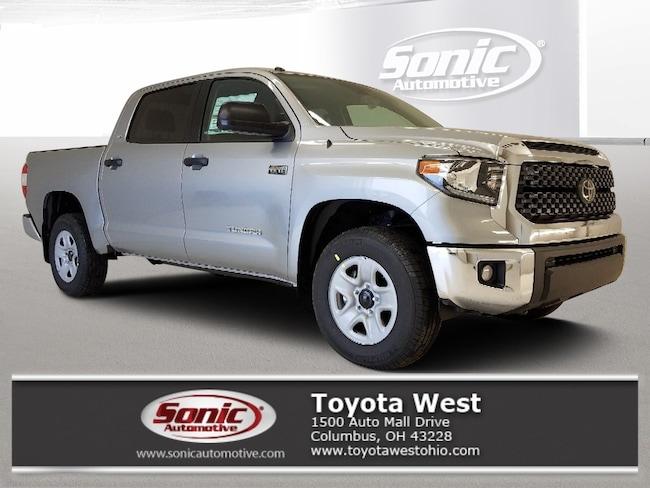 New 2019 Toyota Tundra SR5 5.7L V8 w/FFV Truck CrewMax in Columbus, OH