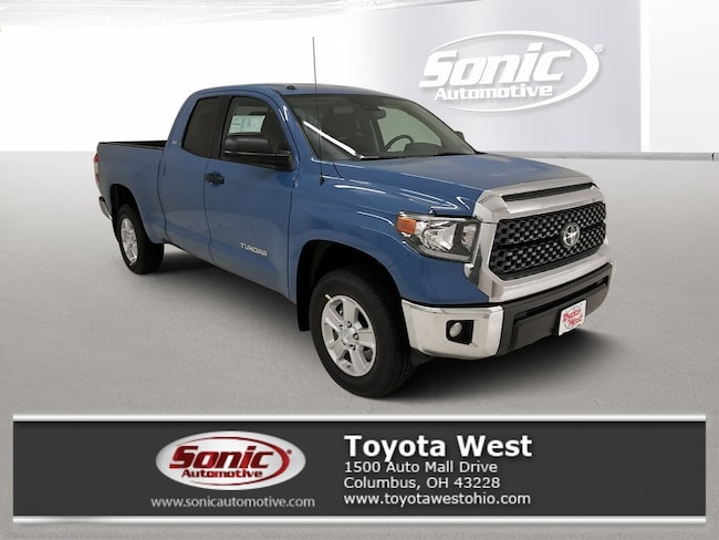 New 2019 Toyota Tundra SR5 4.6L V8 Truck Double Cab in Columbus, OH
