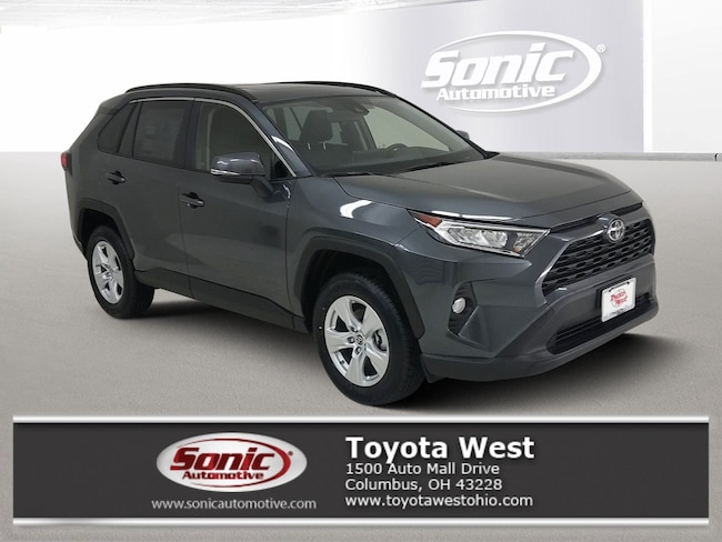 New 2019 Toyota RAV4 XLE SUV in Columbus, OH