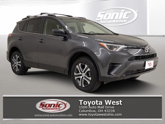 Used 2016 Toyota RAV4 LE AWD 4dr  Natl SUV in Columbus, OH