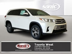 New 2019 Toyota Highlander LE V6 SUV in Columbus, OH